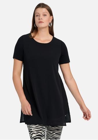 Emilia Lay Longshirt »Long-Shirt«, im Lagen-Look kaufen