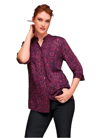 Anna Aura Kurzarmbluse »Bluse mit 3/4 - Arm« kaufen