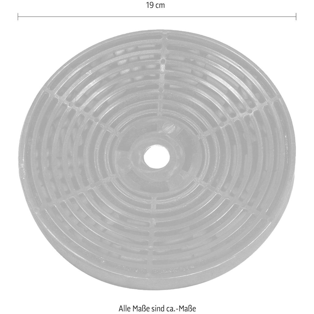 OPTIFIT Aktivkohlefilter, für EXQUISIT Dunstabzugshauben