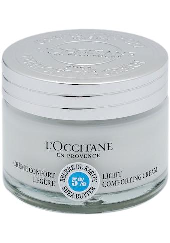 """L'OCCITANE Feuchtigkeitscreme """"Karité Creme Confort Légère"""" kaufen"""