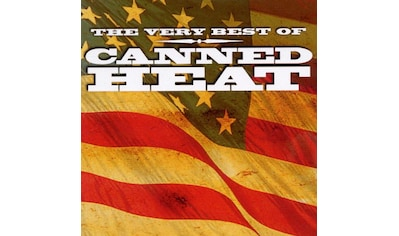 Musik-CD »VERY BEST OF, THE / CANNED HEAT« kaufen