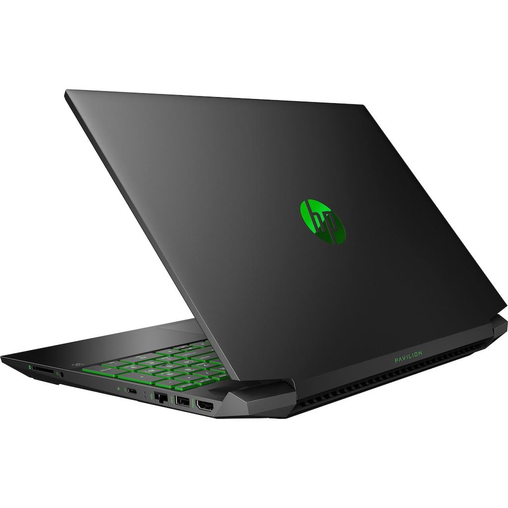 """HP Gaming-Notebook »Pavilion15-ec1206ng«, (39,6 cm/15,6 """" AMD Ryzen 5 GeForce GTX 1650\r\n 0 GB HDD 512 GB SSD), 39,6 cm (15,6"""") AMD Ryzen 5, 512 GB, 8 GB"""