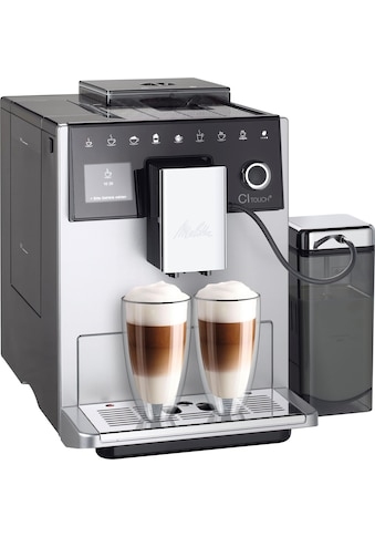 Melitta Kaffeevollautomat »CI Touch® F 630-101«, silberfarben/schwarz kaufen
