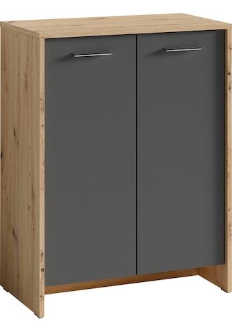 byLIVING Kommode »Ben«, Breite 63 cm, mit 2 Türen kaufen