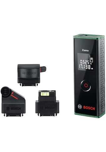 BOSCH Set: Entfernungsmesser »Zamo III«, Laser kaufen