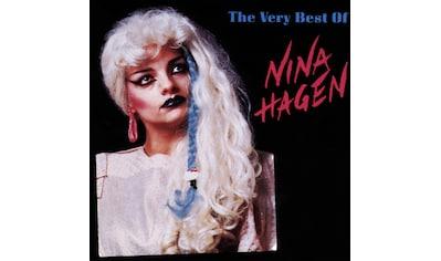 Musik-CD »THE VERY BEST OF NINA HAGEN / HAGEN, NINA« kaufen