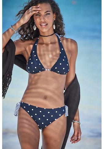 s.Oliver Bikini-Hose »Audrey«, mit seitlichen Zierschleifen kaufen