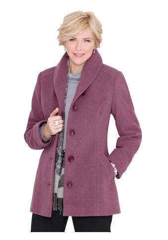 Classic Woll - Jacke mit Schalkragen kaufen