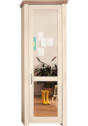 set one by Musterring Garderobenschrank »york«, mit Spiegel Typ 01/Typ 12, im... kaufen