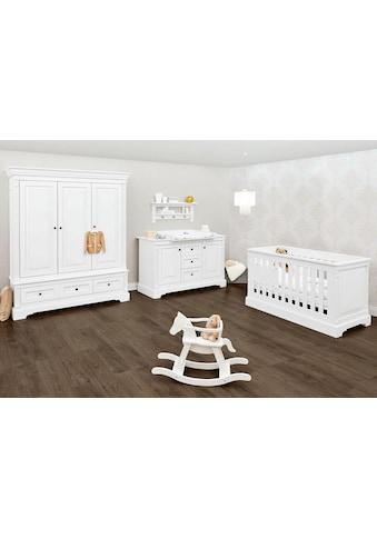Pinolino® Babyzimmer-Komplettset »Emilia«, (Set, 3 St.), extrabreit groß; mit... kaufen