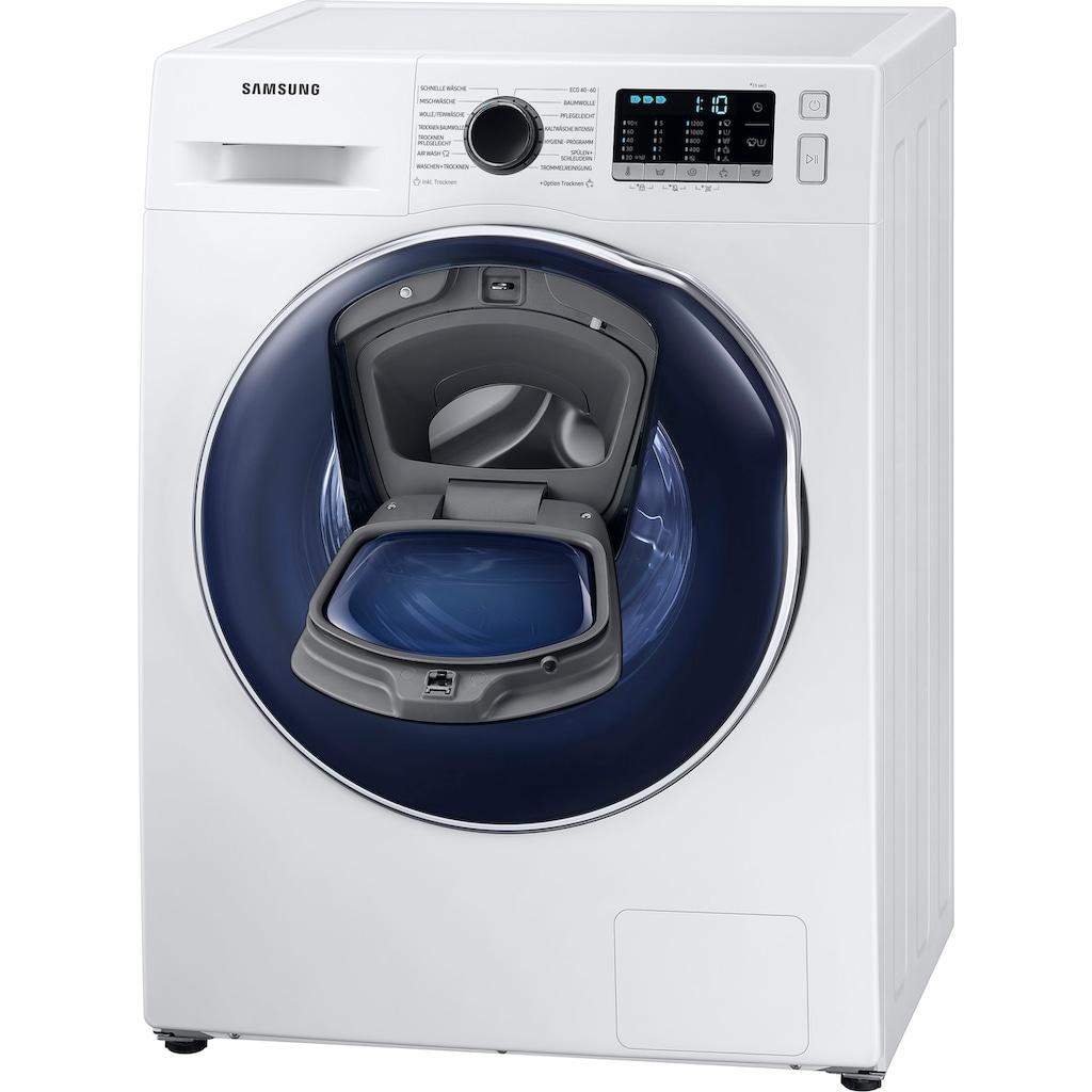 Samsung Waschtrockner »WD8NK52K0ZW«