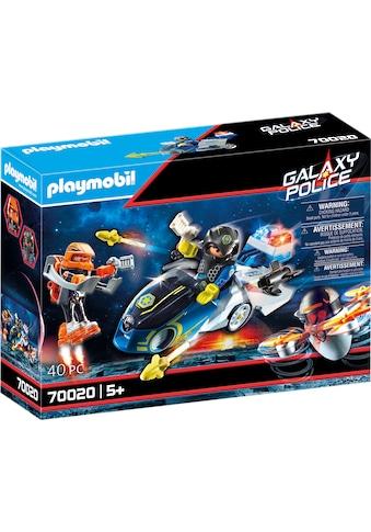 Playmobil® Konstruktions-Spielset »Galaxy Police-Bike (70020), Galaxy Police«, Made in... kaufen