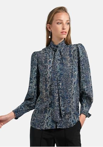 Uta Raasch Langarmbluse »Bluse mit Puffärmeln« kaufen