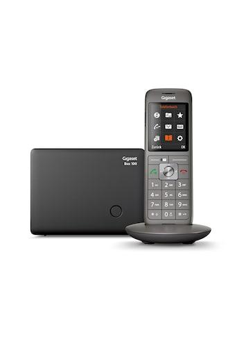 Gigaset Schnurloses DECT-Telefon »Gigaset CL660« kaufen