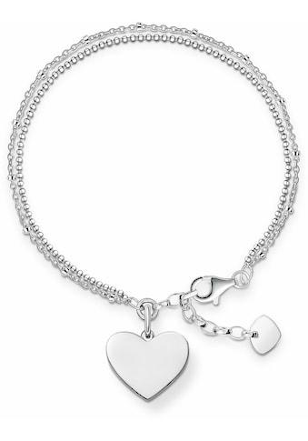 THOMAS SABO Armband »Herz, LBA0102-001-12-L19,5v« kaufen