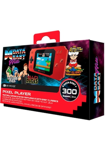 Konsole »Classic«, Pixel Player - Handheld Konsole mit 300 Spielen kaufen