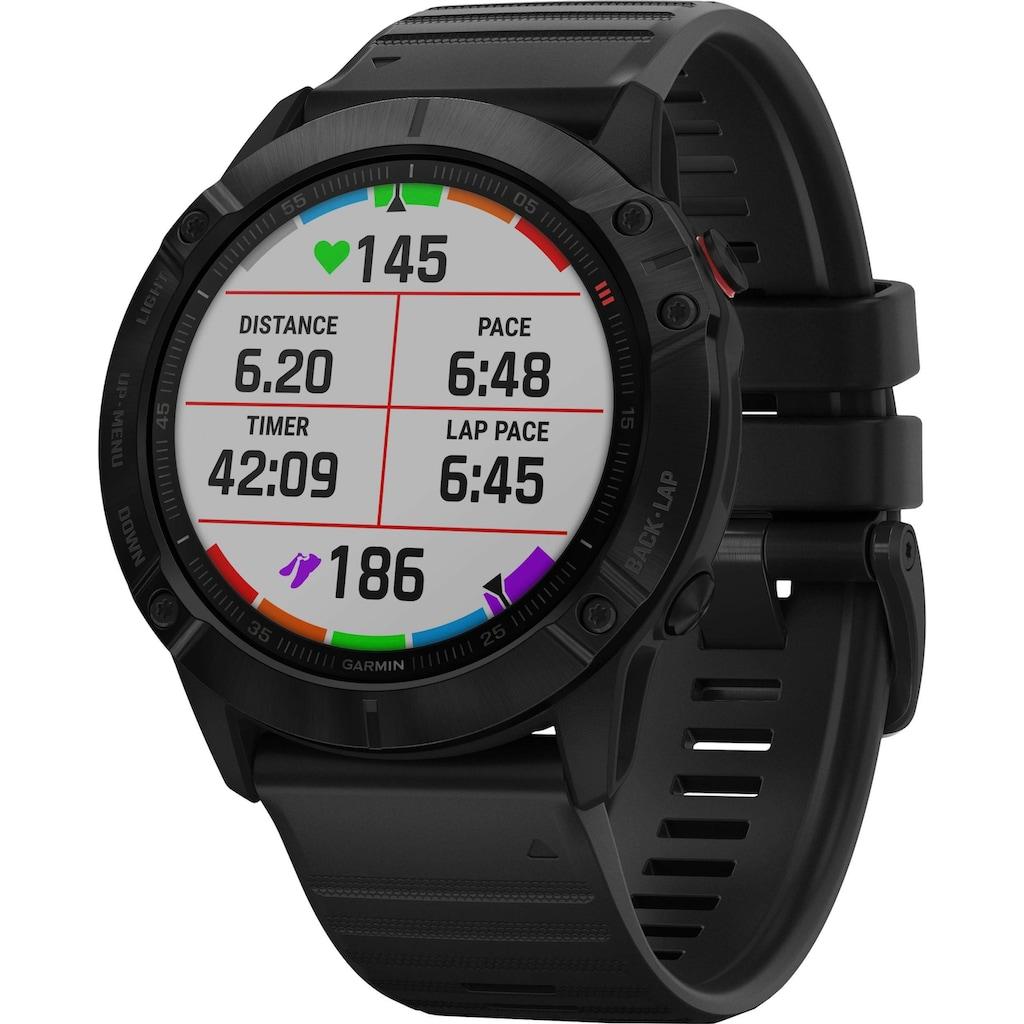 Garmin Smartwatch »fēnix 6X – Pro«