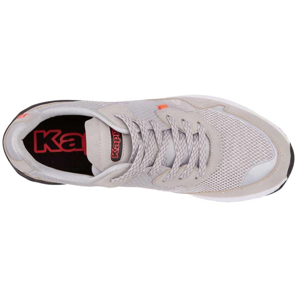 Kappa Sneaker »LAVERTON«, mit vielen spannenden Details