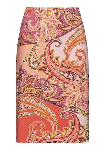 bianca Bleistiftrock »IRIS«, im stylischen Paisley-Muster kaufen
