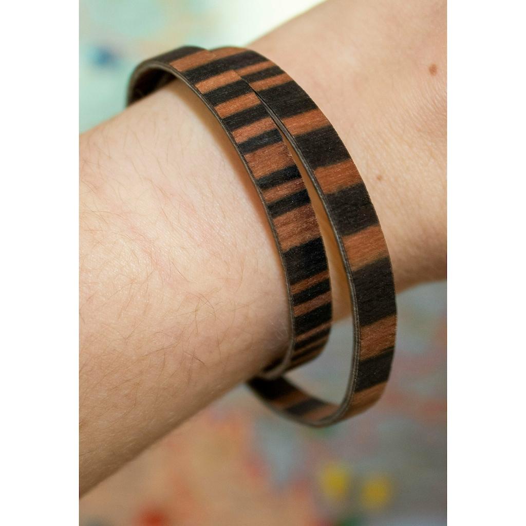 LAiMER Armband »Armband S1109«