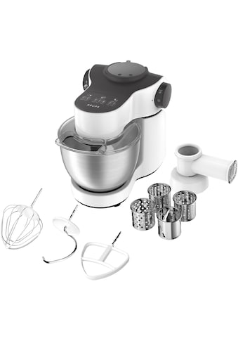 Krups Küchenmaschine »KA3121 Master Perfect«, 1000 W, 4 l Schüssel, mit umfangreichem... kaufen