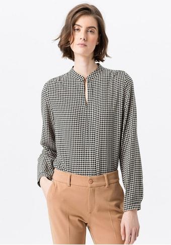 Peter Hahn Shirtbluse »mit 1/1-Arm«, Raffung kaufen