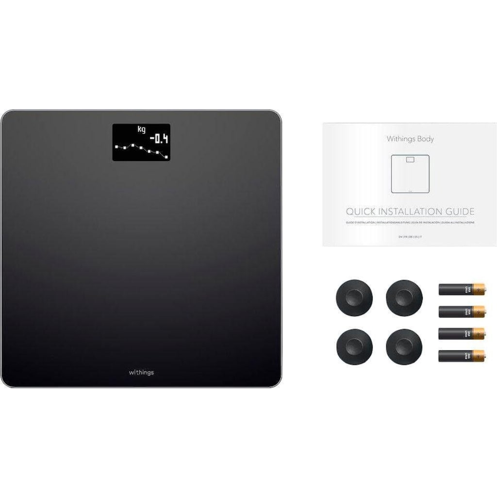 Withings Personenwaage »Body«