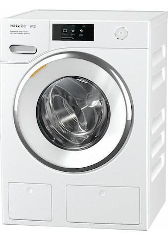 Waschmaschine, Miele, »WWR880WPS PWash2.0&TDosXL WiFi W1« kaufen