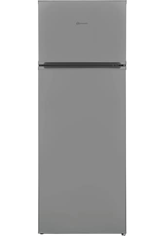 BAUKNECHT Kühl - /Gefrierkombination, 144 cm hoch, 54 cm breit kaufen