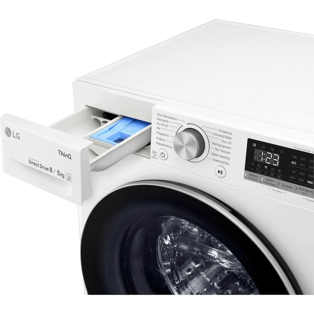 LG Waschtrockner »F14WD85TN1E«