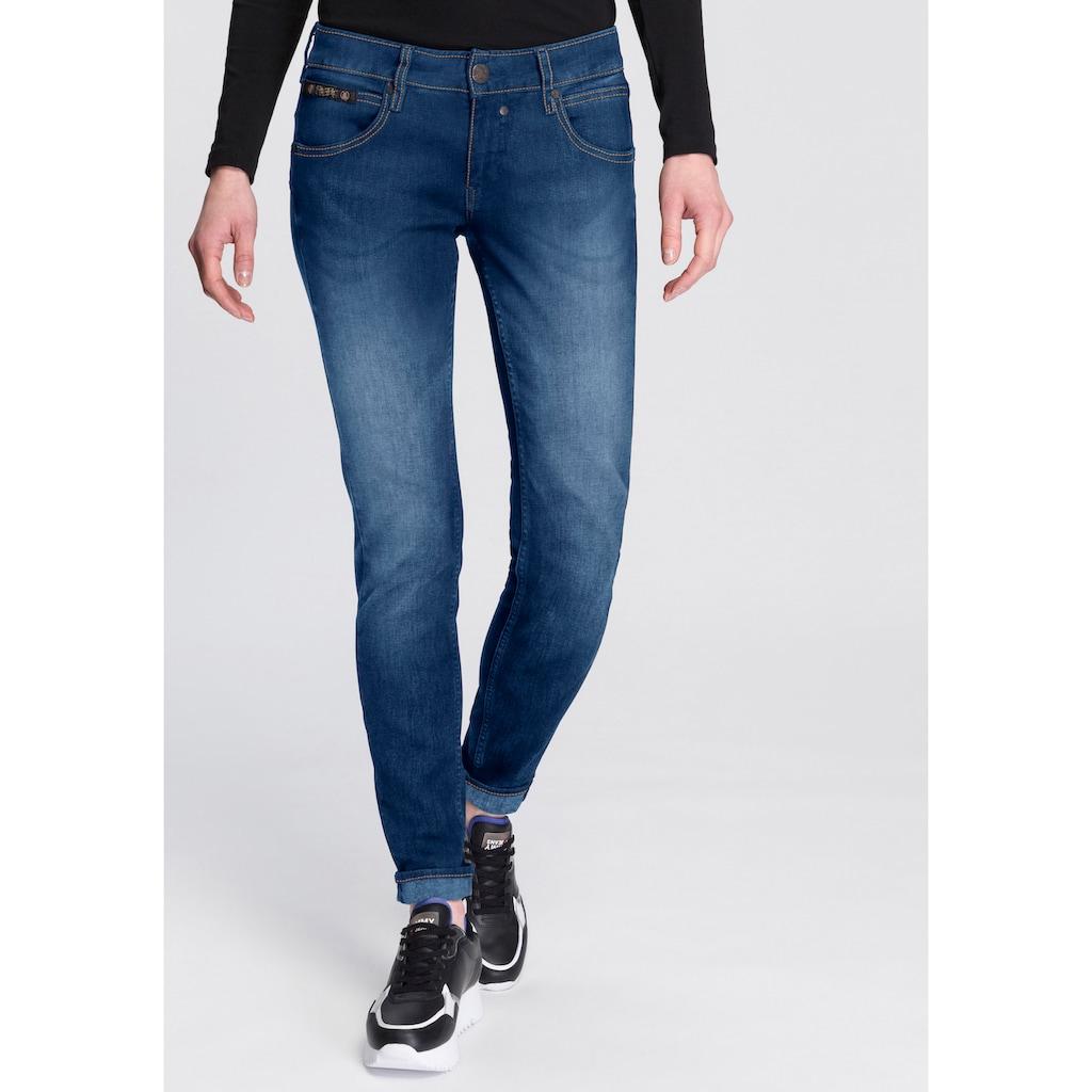 Herrlicher Slim-fit-Jeans »TOUCH SLIM ORGANIC«, umweltfreundlich dank Kitotex Technology