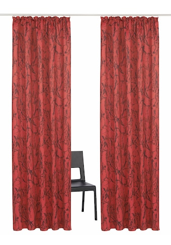 my home Vorhang »Bamian«, Breite 270 cm = 1 Stück --- Breite 130 cm = 2 Stück kaufen