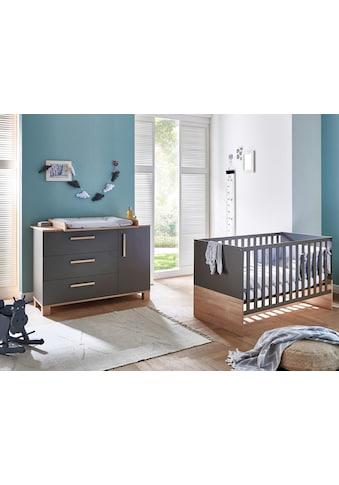 arthur berndt Babymöbel-Set »Cloe«, (Spar-Set, 2 St.), mit Kinderbett und... kaufen