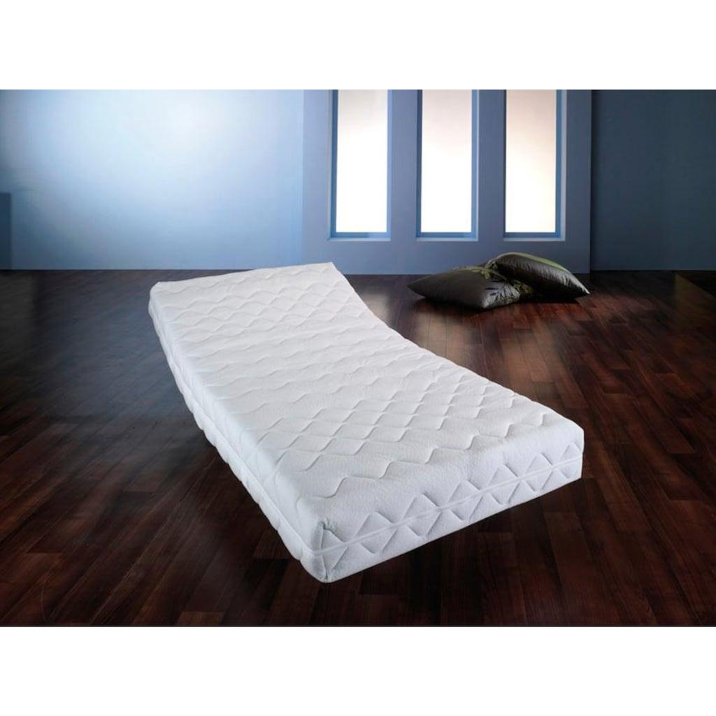 f.a.n. Schlafkomfort Kaltschaummatratze »Medisan Plus KS«, (1 St.), optimale Körperanpassung - sehr gute Durchlüftung und Atmungsaktivität
