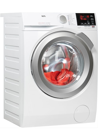 AEG Waschmaschine »L6FBA68«, 6000, L6FBA68, 8 kg, 1600 U/min, ProSense - Mengenautomatik kaufen