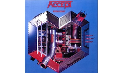 Musik-CD »METAL HEART / ACCEPT« kaufen