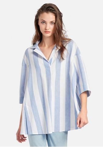DAY.LIKE Kurzarmbluse »Bluse mit 1/2 - Arm« kaufen