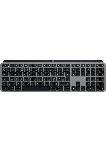 Logitech Apple-Tastatur »MX Keys für Mac«, (USB-Anschluss) kaufen
