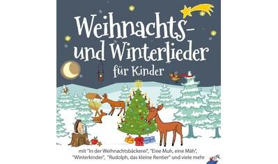 Musik-CD »Weihnachts-Und Winterlied / Diverse Kinder« kaufen
