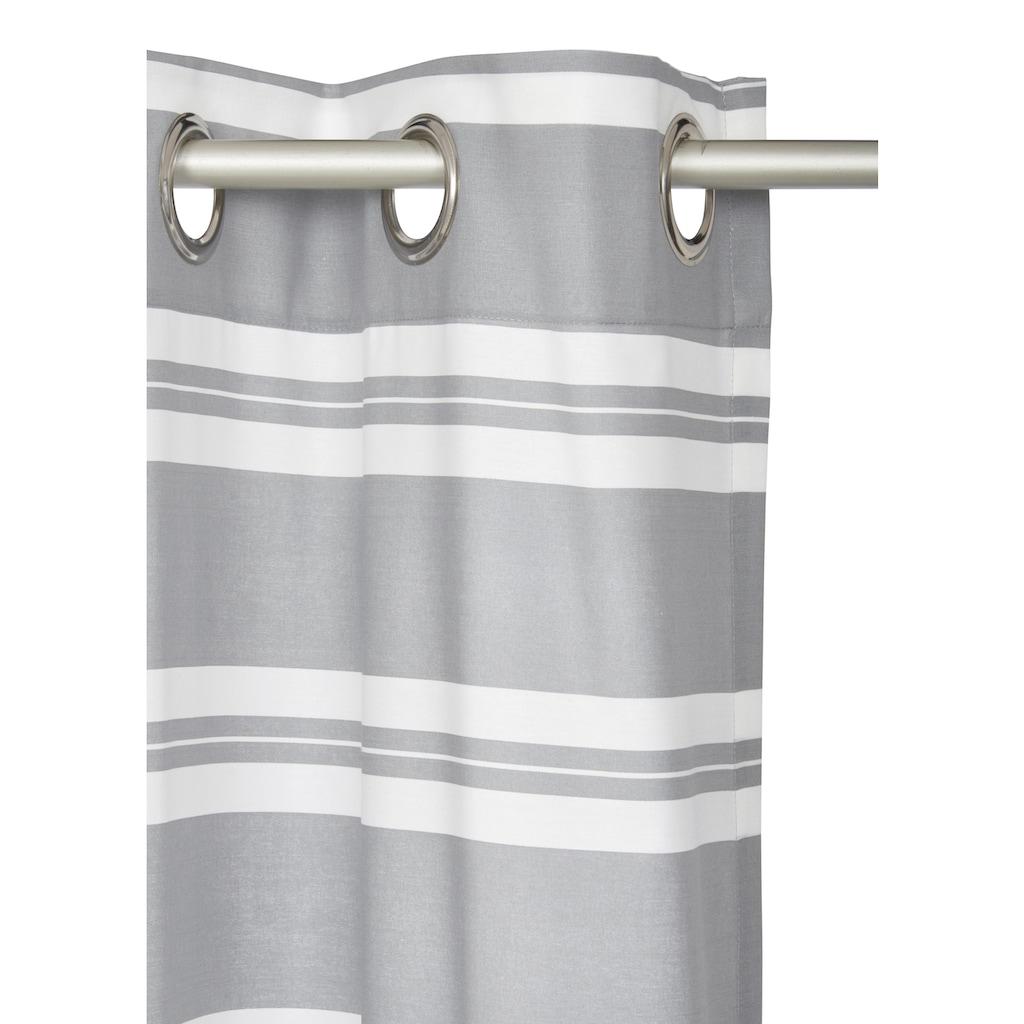 Vorhang »Streifen«, Nachhaltig