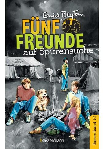 Buch »Fünf Freunde auf Spurensuche - DB 10 / Enid Blyton« kaufen