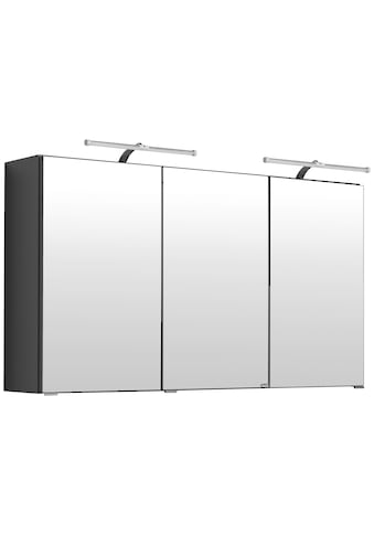 HELD MÖBEL Spiegelschrank »Florida«, Breite 120 cm, mit Spiegeltüren und Türendämpfern kaufen