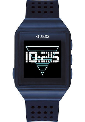 GUESS CONNECT Smartwatch »LOGAN, C3002M5«, ( Wear OS by Google ) kaufen