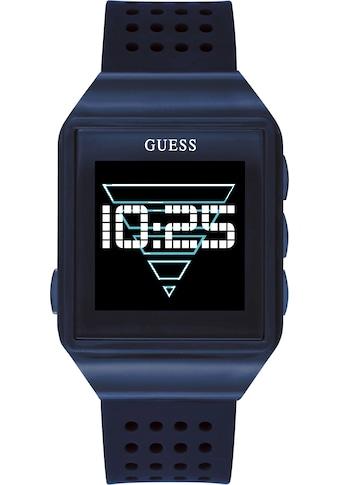 GUESS CONNECT LOGAN, C3002M5 Smartwatch (Wear OS by Google) kaufen
