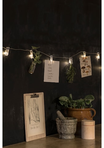 KONSTSMIDE LED Lichterkette, mit Fotoclips kaufen
