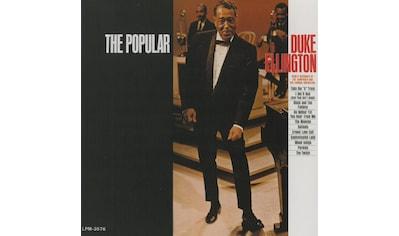 Musik-CD »The Popular Duke Ellington / Ellington,Duke & His Orchestra« kaufen