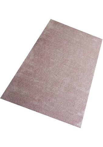 Living Line Teppich »Euphoria«, rechteckig, 19 mm Höhe, Shaggy Teppich, Wohnzimmer kaufen