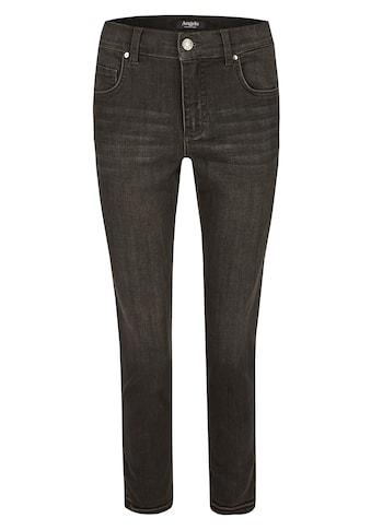 ANGELS Skinny-fit-Jeans,Skinny Zip Seam' mit modischen Reißverschlüssen kaufen