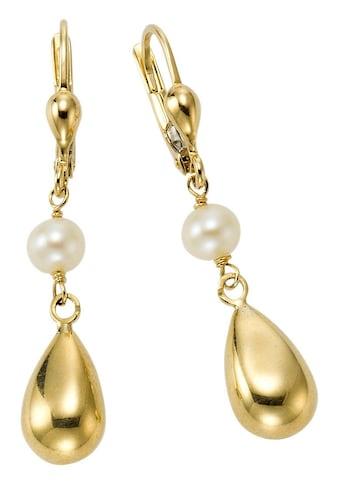 Firetti Paar Ohrhänger »Tropfen, edel im Design« kaufen