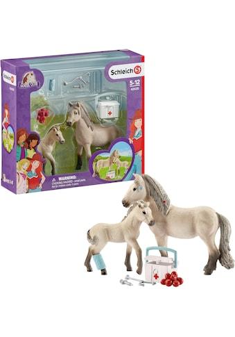 Schleich® Spielfigur »Horse Club, Hannahs Erste Hilfe Set (42430)«, (Set) kaufen